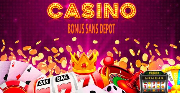 Casino en ligne avec bonus sans dépôt