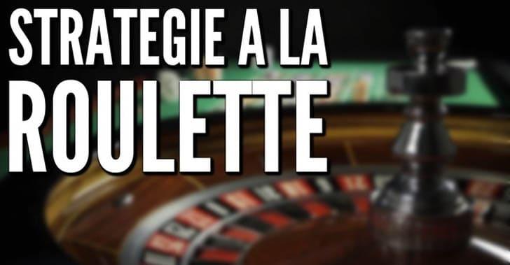 Méthode roulette infaillible