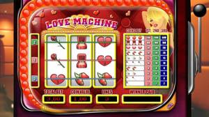 machine à sous Amour